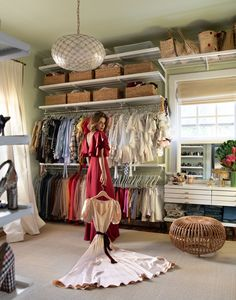 A Palm Beach Apartment by Danielle Rollins - The Glam Pad Palm Beach, Danielle Rollins, Dressing Room Decor, Dressing Rooms, Dressing Table, Beautiful Closets, One Bedroom, Home Remodeling, Interior Design