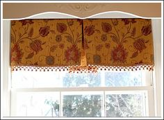 Box pleat curtain - Step-by-step instructions to make your own curtains.
