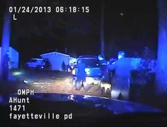 Fayetteville police shooting dashcam video, fully discredits police and district attorney reports