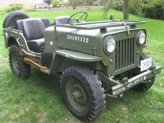 Willys CJ-3B Jeep - Photo submitted by Tyson Mayer.