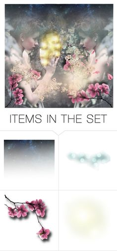 """""""look into the mirror..."""" by dutchconnection ❤ liked on Polyvore featuring art"""
