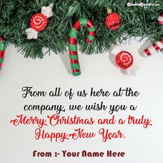 Write Name On Wish You Happy Merry Christmas Greetings Message Pictures, Online Create Customized Name Beautiful Quotes SMS Christmas Tree Photo Editor, Make Your Name Writing Best. Christmas Quotes Images, Merry Christmas Images Free, Happy Merry Christmas, Christmas Tree, Christmas Crafts, Merry Christmas Greetings Message, Christmas Messages, Christmas Greeting Cards, Christmas Invitation Card