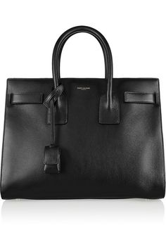 f753d566b4 Sac De Jour small leather tote
