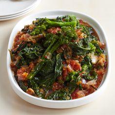 Thanksgiving Greens Recipes