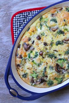 Love the sound of this Crustless Brie, Vegetable and Egg Bake from Recipe Girl.  Brie is a little high in fat for #SouthBeachDiet, but I would enjoy this for an occasional treat! #LowCarb #GlutenFree #Breakfast #Vegetarian