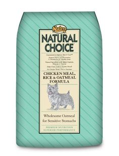 Natural Choice Adult Chicken, Whole Brown Rice, and Oatmeal Formula, Dog Food, 30-Pound bag « DogSiteWorld.com