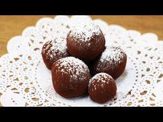 Two Ingredient, Chocolate-ish Balls