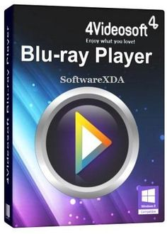 4Videosoft Blu-ray Player 6.2.8 Crack is the best Blu-ray/video playing software. It can play Blu-ray movies including Blu-ray discs on PC. via @pccrack