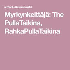 Myrkynkeittäjä: The PullaTaikina, RahkaPullaTaikina Good Food, Fun Food, Baking, Funny Food, Bakken, Backen, Healthy Food, Sweets, Yummy Food