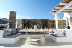 Check out this awesome listing on Airbnb: Summer house with an artistic touch near Panormos - Houses for Rent in Mikonos