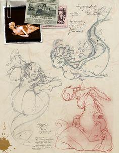 Sketchbook by SalBa Combe, via Behance - Character Design Club 2019 Character Sketches, Character Design References, Character Drawing, Character Concept, Art Sketches, Art Drawings, Concept Art, Art And Illustration, Fantasy Kunst