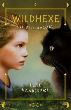 Wildhexe - Die Feuerprobe von Lene Kaaberbøl / Ohne Vorwarnung muss Clara erfahren, dass sie eine Wildhexen ist. Doch für lange Überlegungen bleibt keine Zeit, denn die gefährliche Chimära ist ihr auf der Spur.