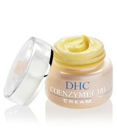 DHC Coenzyme Cream -- Continue to the beauty product at the image link. Dhc Skincare, Beauty Tips For Hair, Face Skin Care, Skin Firming, Best Face Products, 1 Oz, Organic Skin Care, Face And Body, Moisturizers