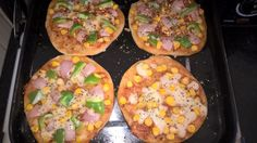 Home Made Pizza  Click to see recipe and nutrition chart