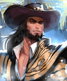 twisted fate by yy6242 on deviantART. (Just about the manliest Twisted Fate I have EVER seen)