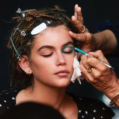 Kaia Gerber, nouvelle égérie Marc Jacobs Beauty