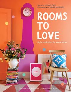Rooms to Love by LeeAnn Yare PRE ORDER FOR END OCTOBER | Collected by LeeAnn Yare