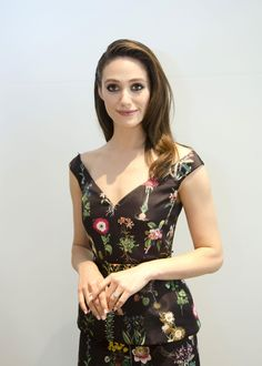 "Emmy Rossum – ""Shameless"" Press Conference in... - Daily Actress"
