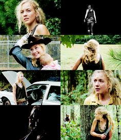 Beth Greene- I am going to be devastated if the rumours of her being killed by Terminus is true.