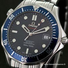 Omega Seamaster Professional 300