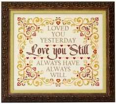 "GLENDON PLACE ""Love You Still"" 