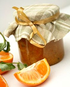 Clementine Marmalade Recipe – Clementine Jam Recipe – Citrus Jam — 12 Holiday Homemade Food Gifts — Eatwell101