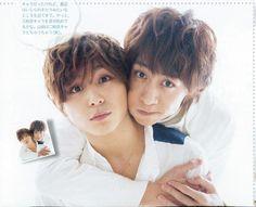 Yamada Ryosuke + Yaotome Hikaru