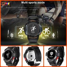 Waterproof Yes. Other Function Bluetooth,Alarm,Calendar,Waterproof. Sports Training, Running Training, Smartwatch, Bluetooth, Remote Camera, Sport Watches, Monitor, Swimming, Sleep