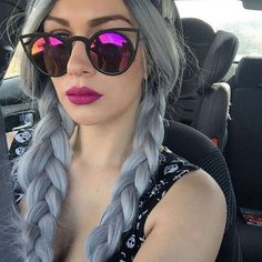 $4.75 (Buy here: https://alitems.com/g/1e8d114494ebda23ff8b16525dc3e8/?i=5&ulp=https%3A%2F%2Fwww.aliexpress.com%2Fitem%2FOUTEYE-2017-Fashion-Cat-Eye-Sunglasses-Women-Brand-Designer-Sun-Glasses-Ladies-Vintage-Oculos-cateye-Mirror%2F32785113192.html ) OUTEYE 2017 Fashion Cat Eye Sunglasses Women Brand Designer Sun Glasses Ladies Vintage Oculos cateye Mirror Colorful Female W0 for just $4.75