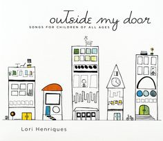 Lori Henriques Outside My Door CD 1/artwork