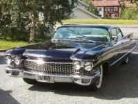 Cadillac Coupe deville -60