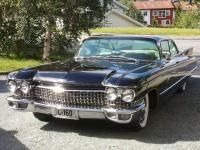 Cadillac Coupe deville -60