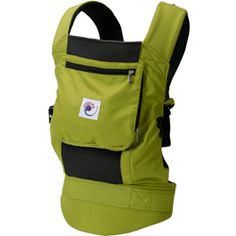 Ergo Baby Performance Carrier-nice back support