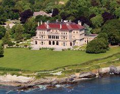 Mansions   Newport, Rhode Island   Discover Newport