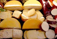 bladerdeeghapjes met kaas kan je met alle kaassoorten maken