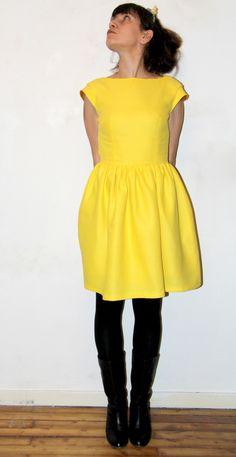 Sunny dress de joliesbobines