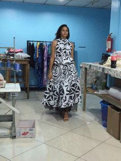 Jabas African Wear, African Style, African Fashion, Polynesian Dresses, Island Style Clothing, Ethnic Looks, Different Dresses, Jaba, Dress Styles