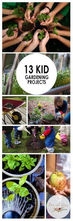 Kid Gardening, Kid Gardening Project, Gardening Projects for Kids, Kid Projects, Gardening 101, Gardening Projects, Easy Gardening Projects, Simple Gardening Projects, DIY Gardening Projects, Gardening With Kids, Popular Pin