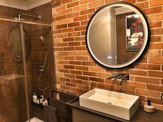 Ściana wykonana za pomocą lica z cegły CLASSIC PREMIUM Mirror, Retro, Classic, Furniture, Home Decor, Derby, Decoration Home, Room Decor, Mirrors