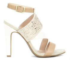 Colorblock sandals - Savannah