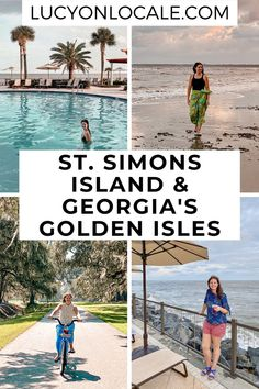 Your Guide To St. Simons and Georgia's Golden Isles: I've got the best activity, food, accommodation, and day trip recommendations for you! #travel #travelblog #blog #blogger #travelblogger #destination #trip #southeast #us #unitedstates #southeastus #southeastunitedstates #georgia #georgiasgoldenisles #georgiagoldenisles #goldenisles #stsimons #seaisland #jekyllisland #island #islandgetaway