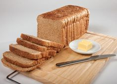 7. Brown Bread  / 7 Foods to Increase Weight Gaining and Building Muscles  http://www.buildhealthybody.com/eat-7-foods-increase-weight-gaining-building-muscles/