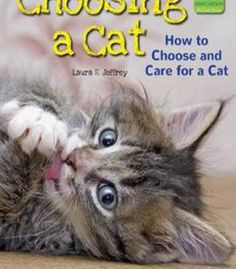 Choosing A Cat: How To Choose And Care For A Cat PDF