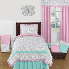 You'll love the Skylar Comforter Set at Wayfair - Great Deals on all Bed & Bath  products with Free Shipping on most stuff, even the big stuff.