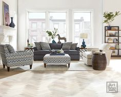 Exceptionnel What Detroit Did For Transportation, Detroit Sofa Co. Is Doing For Living  Room Design