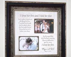 www.PhotoFrameOriginals.com Wedding Gifts For Parents, Wedding Gifts For Groom, Groom Wedding Pictures, Golden Anniversary Gifts, Handmade Wedding Gifts, Photo Frame Design, Wedding Picture Frames, Sympathy Gifts, Wedding Quotes