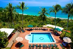 Hotel Costa Verde. There is three pools in this hotel. This is the adult pool