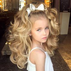 Cute baby girl clothes outfits ideas 20 - All About Hairstyles Beautiful Little Girls, Beautiful Children, Flower Girls, Ropa Teen Wolf, Chica Cool, Baby Girl Hairstyles, 60s Hairstyles, Girl Haircuts, Hairdos