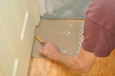 How to Tile a Bathroom, Shower Walls, Floor, Materials pics, Pro-Tips) Remodel Bathroom, Shower Remodel, Bathroom Renovations, Bathroom Ideas, Bathroom Plumbing, Bathroom Flooring, Garage Gym Flooring, Concrete Board, Shower Walls