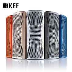 【含谢霆锋版】KEF muo蓝牙音箱aptx串流播放超CD级音质顺丰包邮